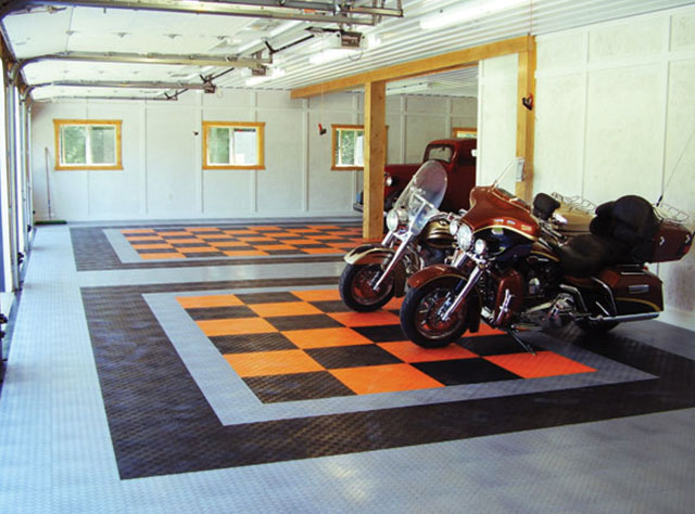 Racedeck Flooring Total Garage Solutions