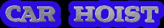 CAR HOPIST SZ 40