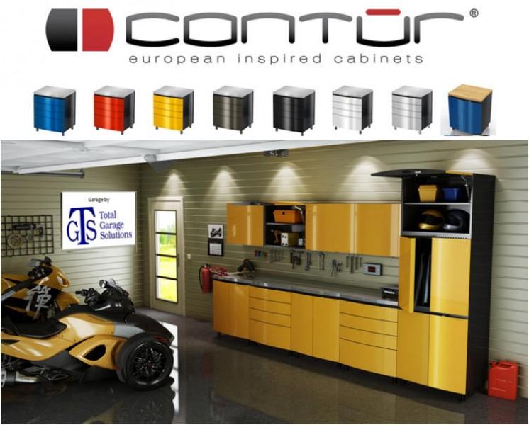 Contour Cabinets (6)